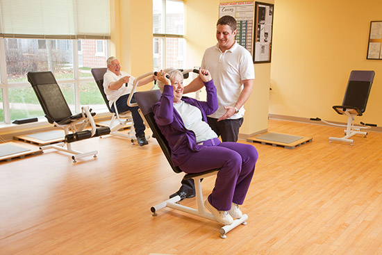 Fitness & Wellness - Retirement Community Orange County, NY