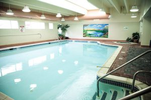Indoor Heated Pool - Retirement Community Orange County, NY