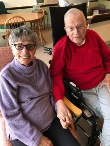 Glen Arden - Esther & Marty Schwager