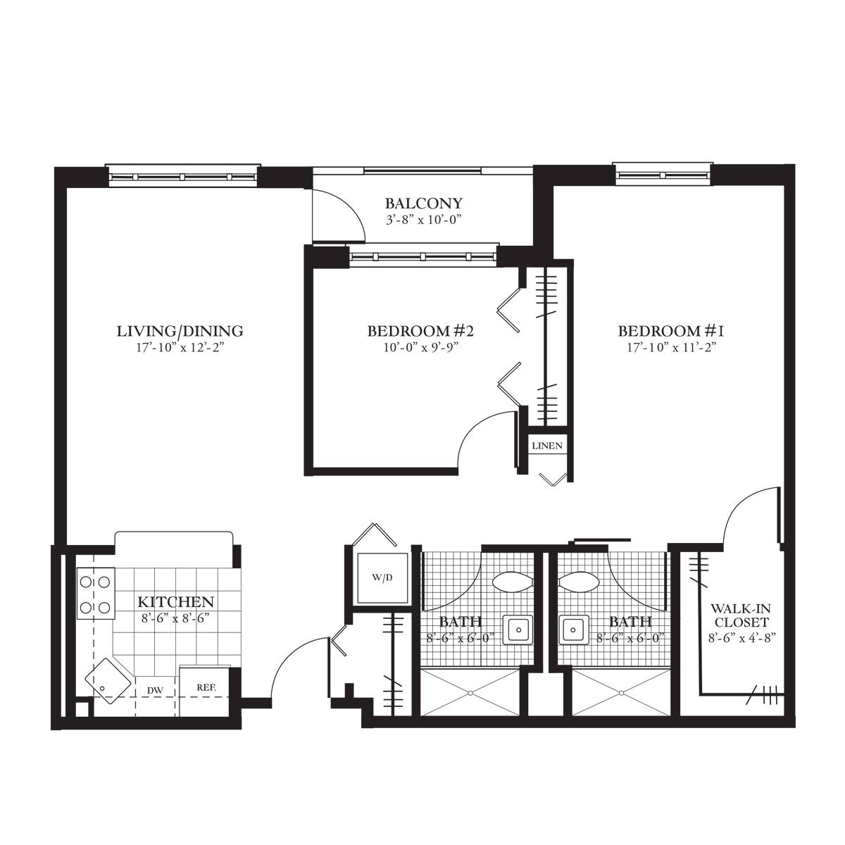 Niagara Floor Plan
