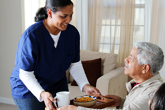 Quality Nursing Care in Retirement Community - Glen Arden