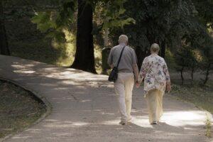 Senior Walking Benefits - Orange County, NY